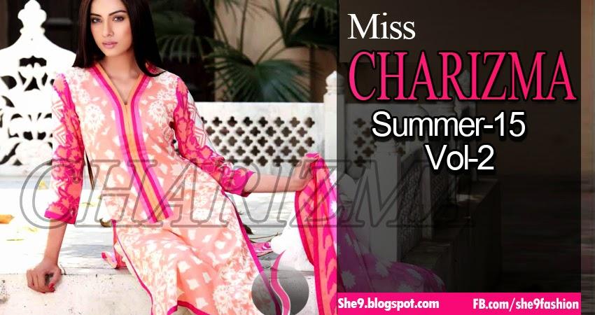 Miss Charizma Spring-Lawn Catalog