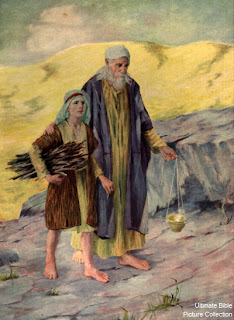 reflection on genesis 22 Text: genesis 22:1-14 as we seek to do the lord's work of building his kingdom, we will sometimes face difficulties and trials which make us feel discouraged.