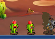 Plants vs Zombies Desert