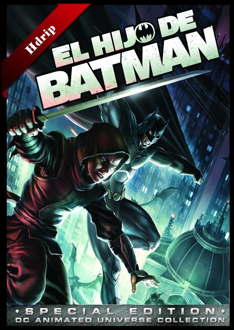 El Hijo De Batman HD