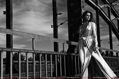 Nargis Fakhri Rockstar Movie Actress Wallpaper