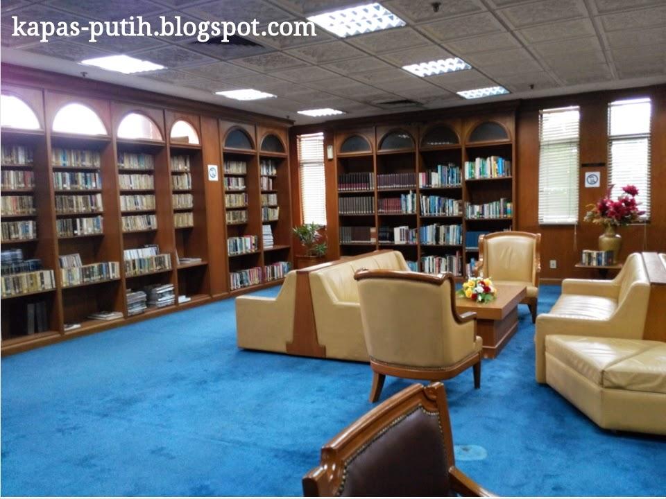 Perpustakaan Kenanga Kelab Shah Alam