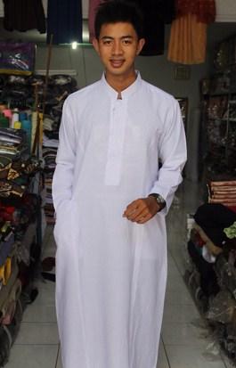 10 Model Baju Muslim Gamis Anak Laki Laki