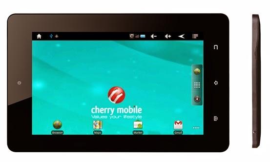 Cherry Pad Turbo Android USB Driver WinXP, WinVista, Win7, Win8