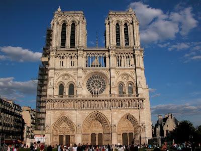 Lugares mas visitados del mundo | Catedral de Notre Dame