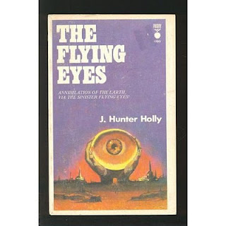 The Flying Eyes cover and Amazon link