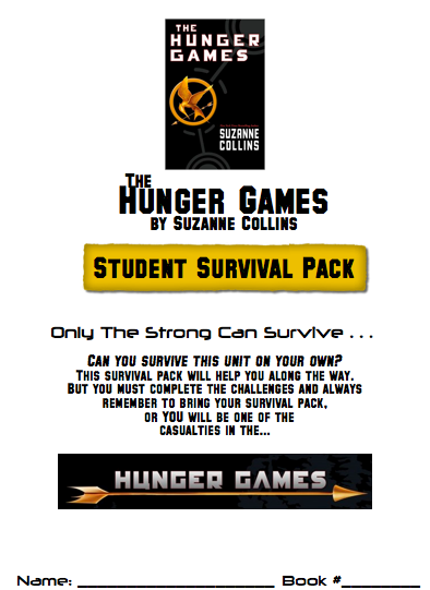 Hunger Games Curr. Guide - LACOE
