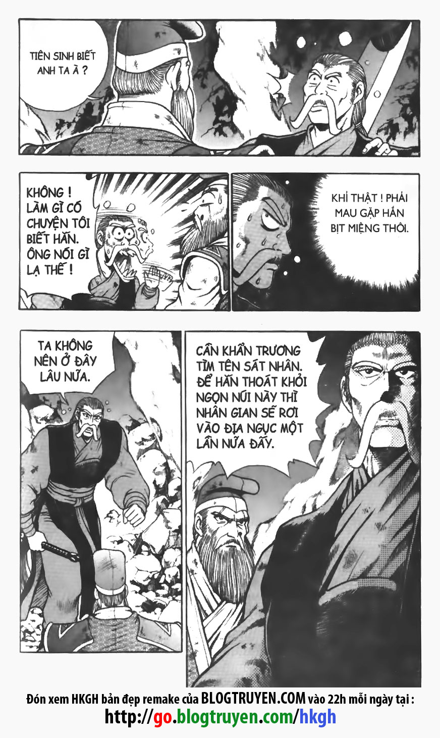 Hiệp Khách Giang Hồ - Hiệp Khách Giang Hồ Chap 106 - Pic 23
