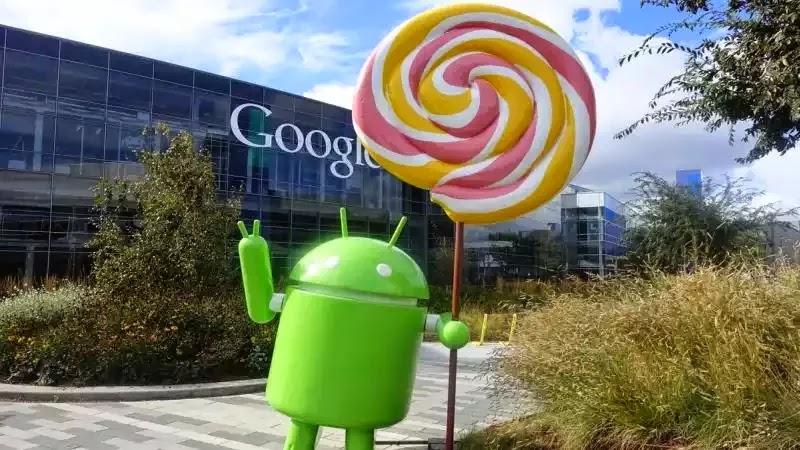 Mengenal beberapa fitur android lollipop 5.1