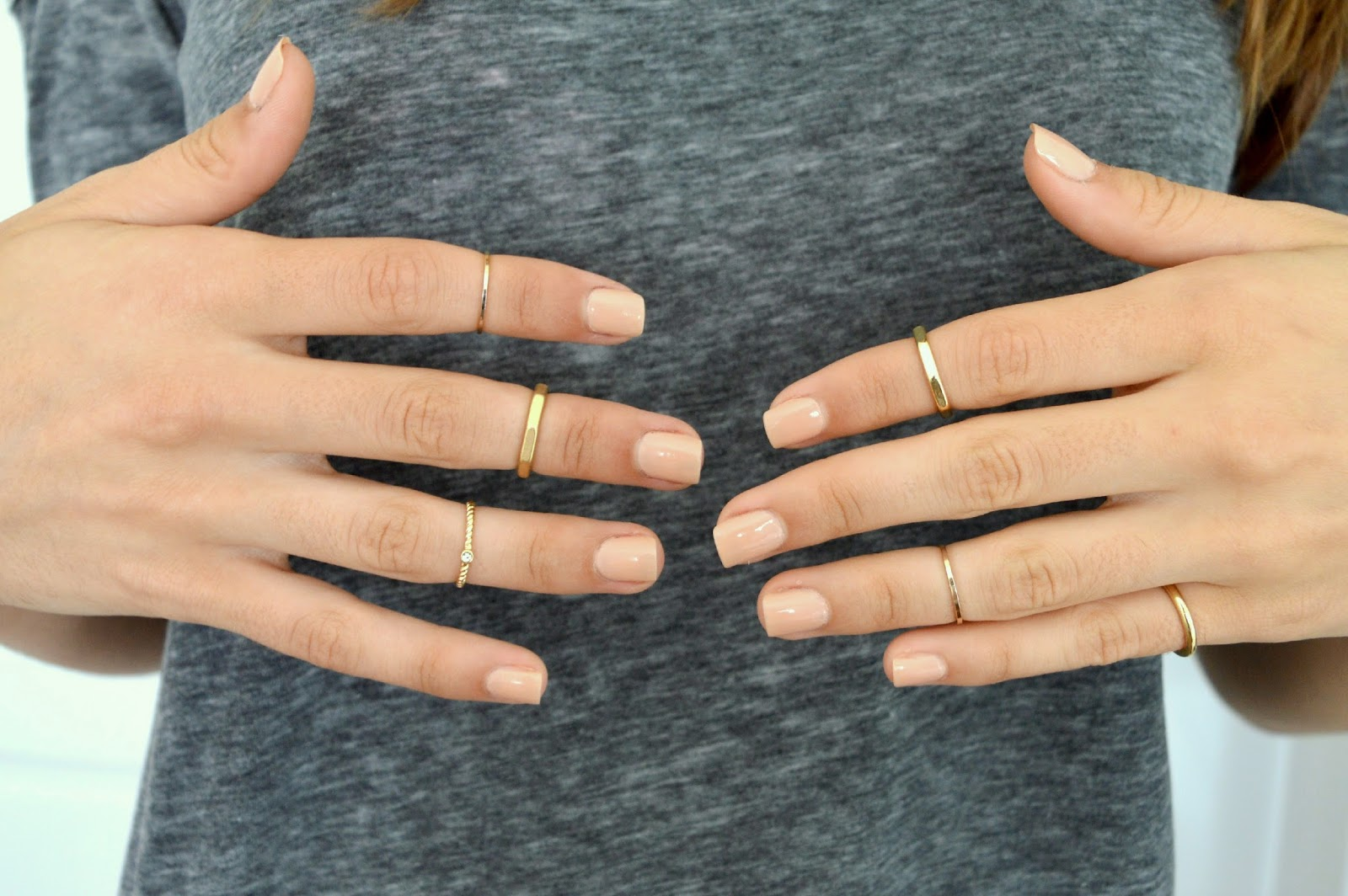 The Beauty Pier: MY MANNEQUIN HANDS SHADE