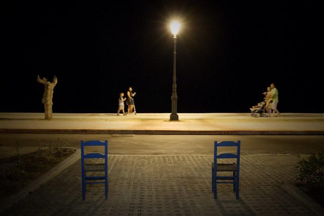 Παρουσίαση φωτογραφικής δουλειάς του Μανώλη Καραταράκη