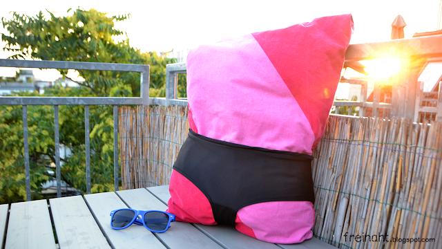 Bikinihose | freinaht.blogspot.com