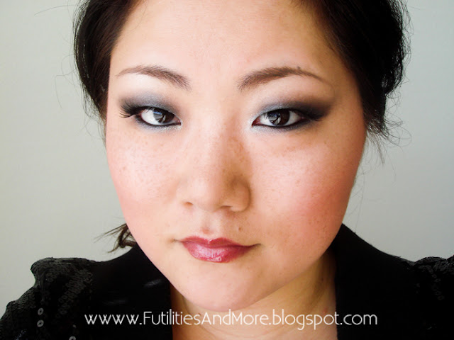 Party Look & Glitters, lorac, 3d liquid lustre, asian beauty, korean, makeup asian blog, makeup blog, monolid, single lid, asian hair, black hair, light brown, futilitiesandmore.blogspot.com, futilities and more, futilitiesandmore, monolid, asian beauty, asian, makeup review, make up, makeup, cosmetics, maquillage, fond de teint, korean cosmetic