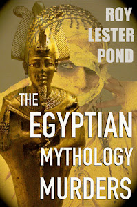 (TRILOGY) THE EGYPTIAN MYTHOLOGY MURDERS (Kindle and paperback)