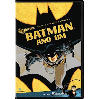 DVD Batman Ano um
