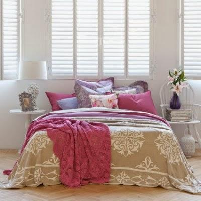 مجموعة مفارش سرير متنوعة من زارا هوم Zara Home ربيع وصيف 2014