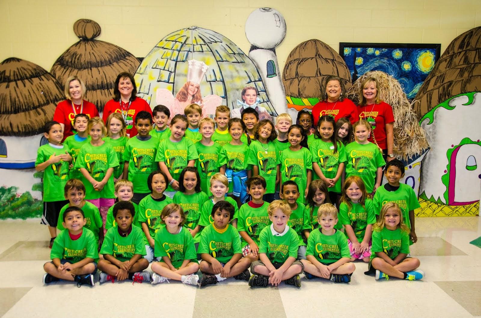 1st Grade 2014-15