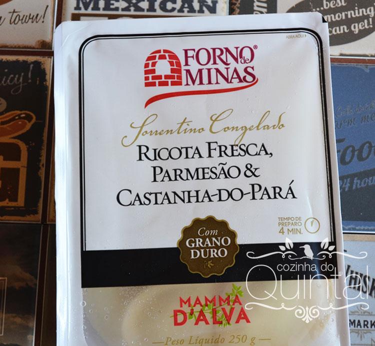 Forno de Minas no Amigas Conectadas na Cozinha do Quintal