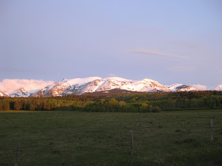 View in Montana