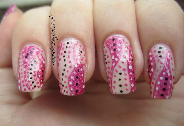 dots-emily-de-molly-pink-manicure-art-deco