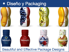 50 Beautiful and Effective Package Designs