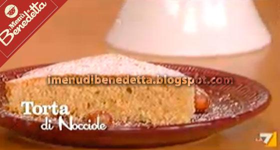 Ricetta torta di nocciole parodi