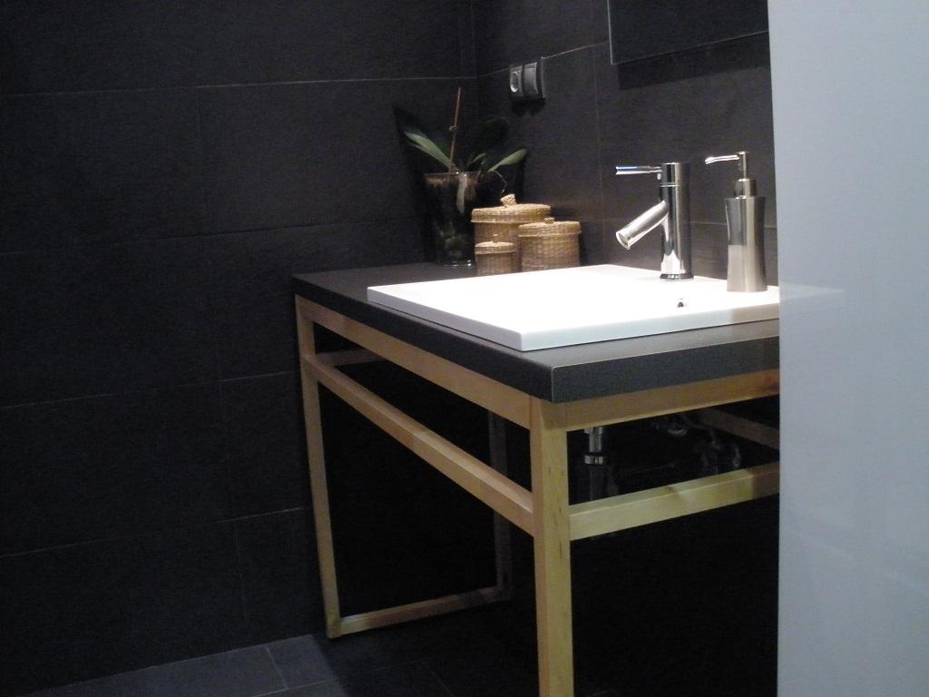 mueble lavabo ikea madera concurso diy xduros ikea hack el mueble de bao de