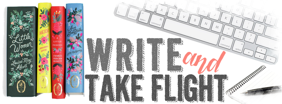 Write and Take Flight