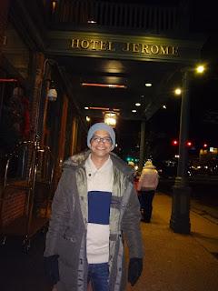 hotel jerome - aspen
