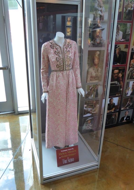 Helen Mirren Trumbo Hedda Hopper film costume