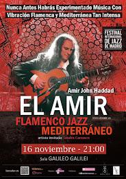 EL AMIR - FLAMENCO JAZZ MEDITERRÁNEO