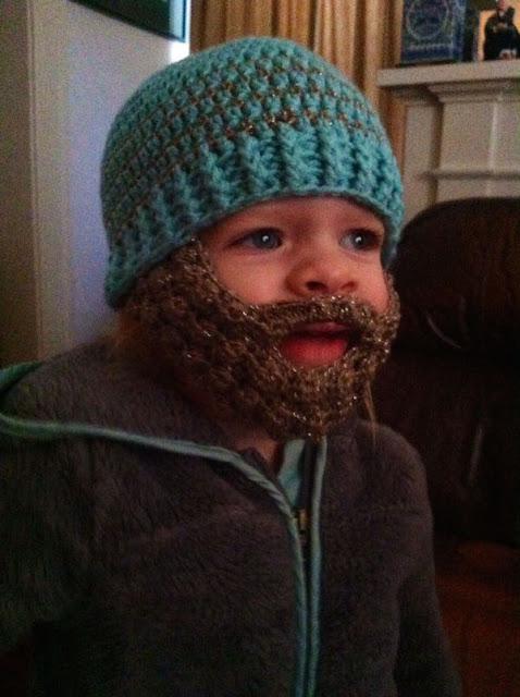 barbas niños