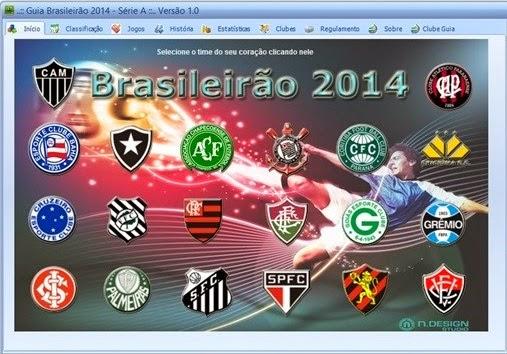 Guia Brasileirão 2014 Guia Brasileirao 2014 XANDAODOWNLOAD