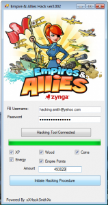 Empires & Allies Hack