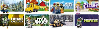 Legos em promoção com frete gratuito para todo Brasil