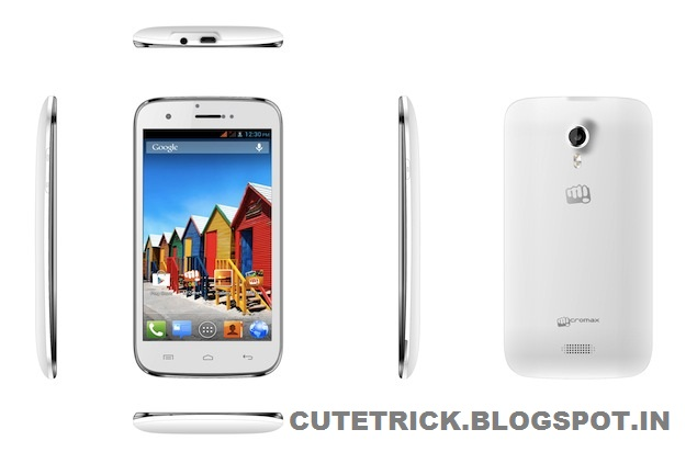 Micromax finally launches the Micromax A115 canvas 3D handset for Rs. 9999 | CUTETRICK