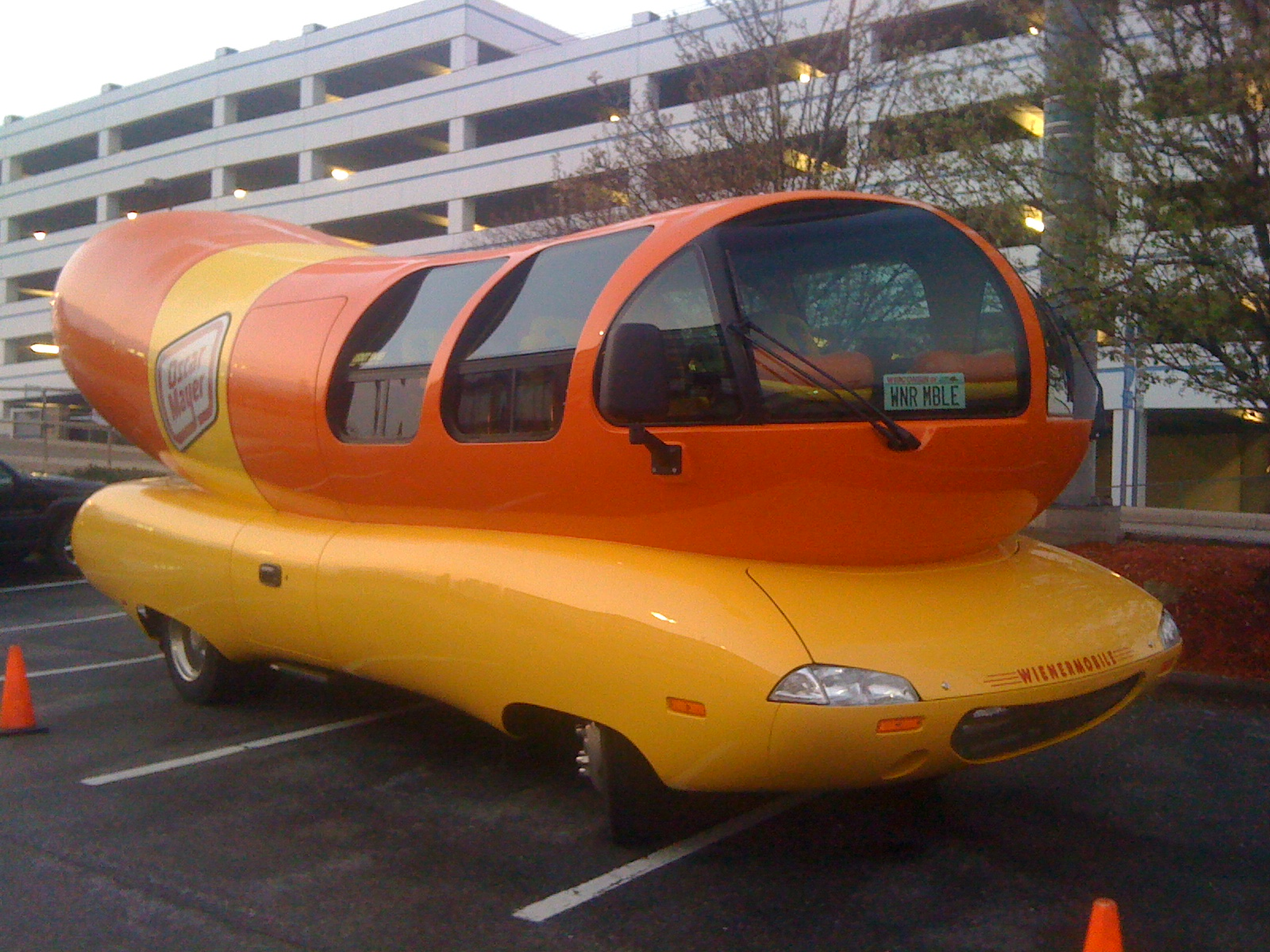 Wienermobile Down moreover Like Pitching Your Hot Dog Down A Hallway likewise A Weinermobile Visits Milwaukee No Baloney also Famous Cars together with Vintage Oscar Meyer Weinermobile. on oscar meyer weinermobile