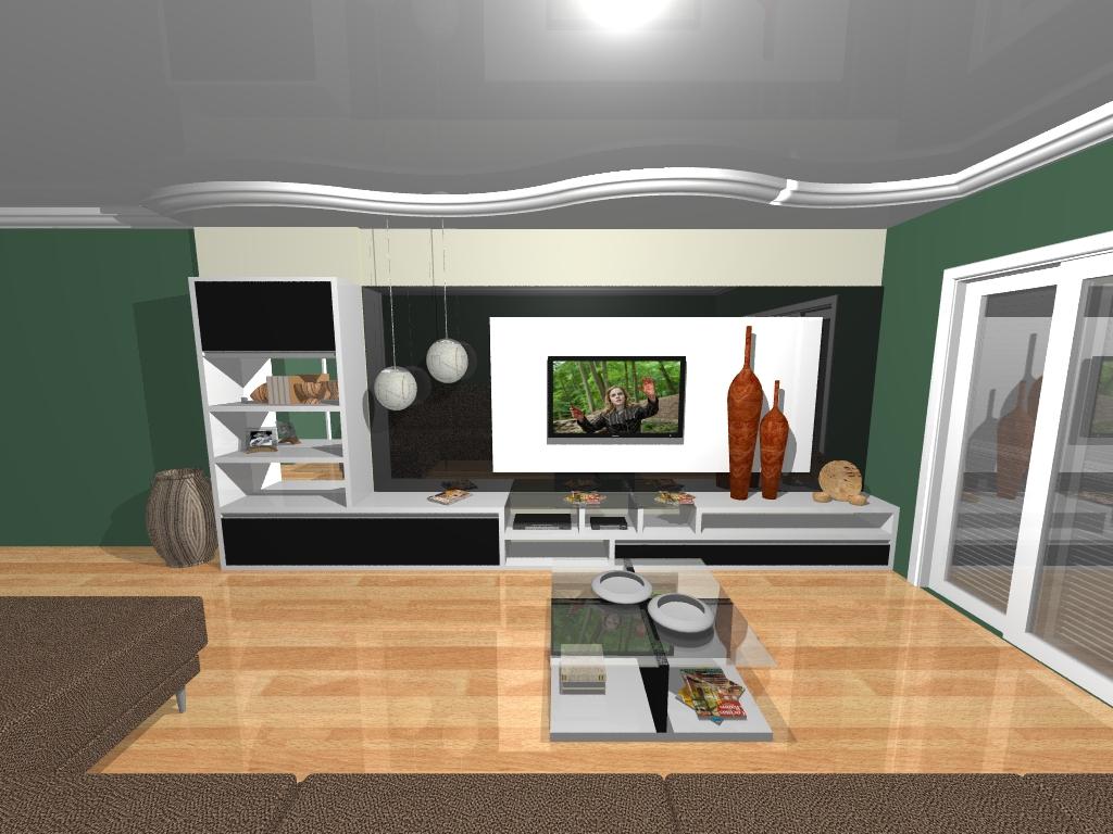 Design de Móveis e Interiores: Home TV