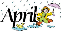 April Heading