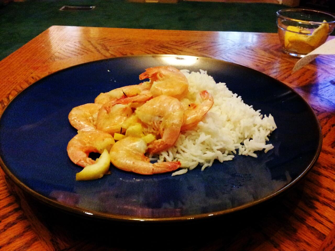 Only in Peterborough: Last Night's Dinner - Roasted Lemon ...