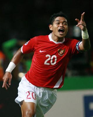 Bambang Pamungkas : Indonesia Foootball Team (1)