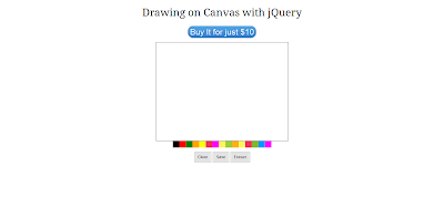 with Jquery Draw.