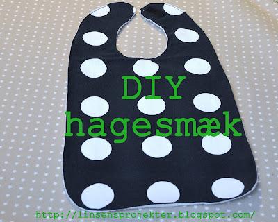DIY: Hagesmæk
