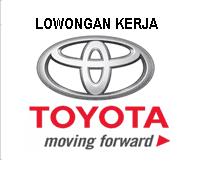 Lowongan Kerja PT TOYOTA ASTRA MOTOR (TAM) Terbaru 2015