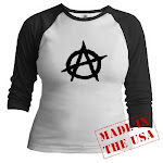 Anarchy Jr. Raglan