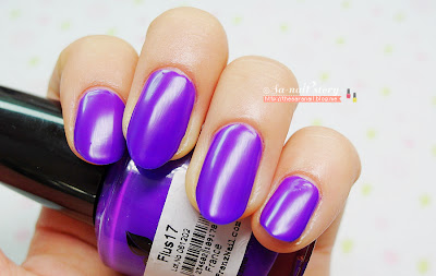 Frenznail Color Talk, Violet Color!