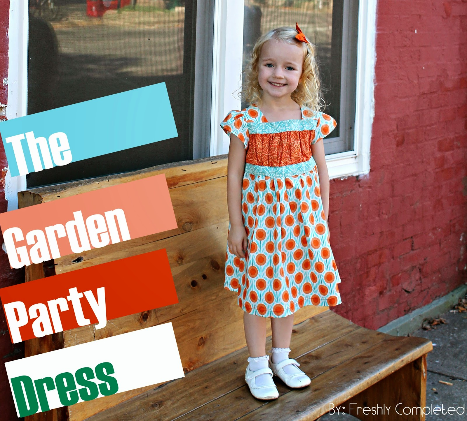 Cute Backyard Party Outfits : As previously mentioned this cute girl had a special birthday last