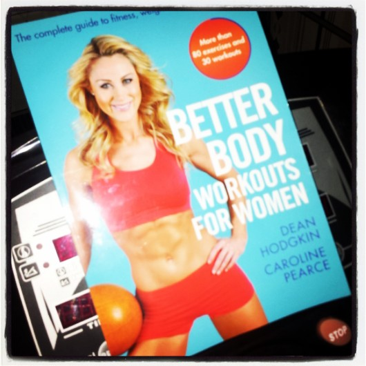 Better Body Workouts For Women, book, exercise, diet
