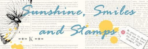 Sunshine, Smiles & Stamps= Lovin' Life
