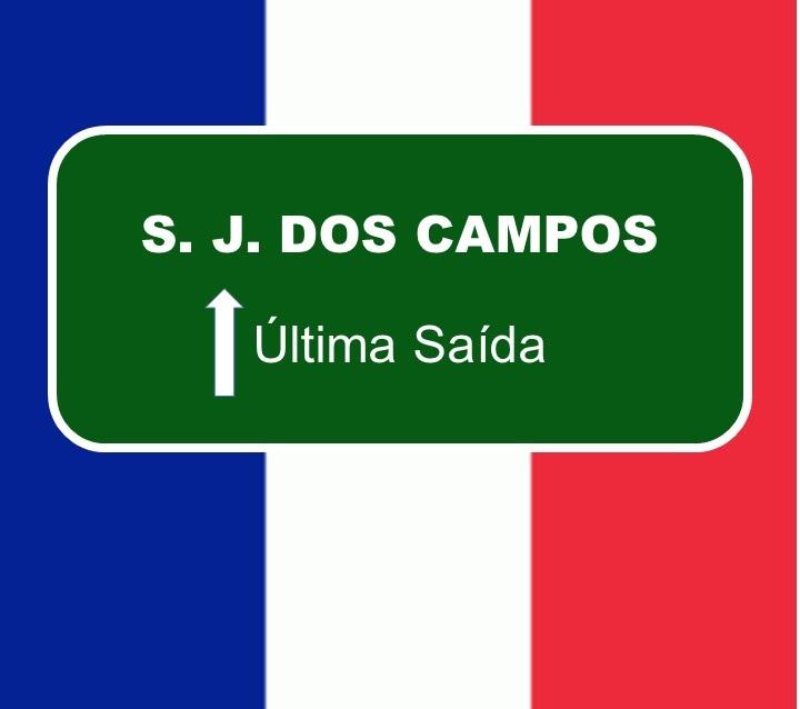 S.J.DOS CAMPOS, última saída